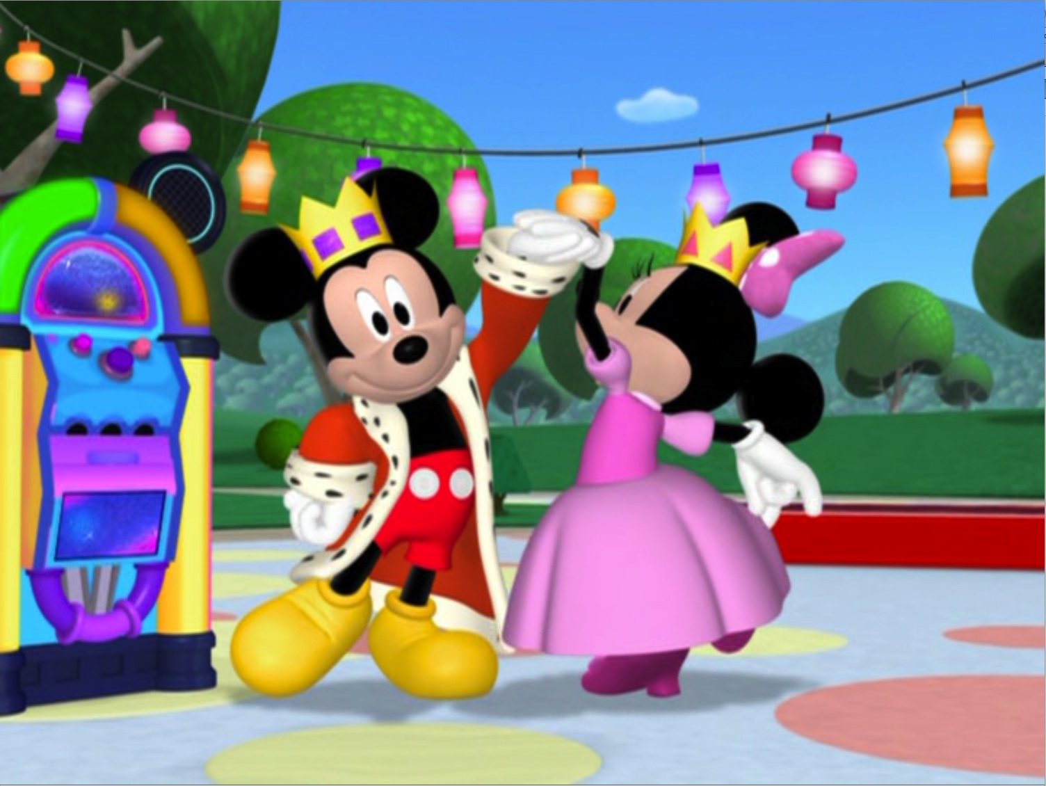 Mickey Mouse Clubhouse Hot Dog Easter