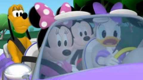 Mickey Mouse Secret Spy Daisy.avi