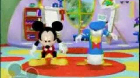 Mickey Mouse A Surprise for Minnie.avi