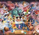 Mickey's Dream Skit