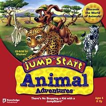Mickey Mouse Club Animal Adventures