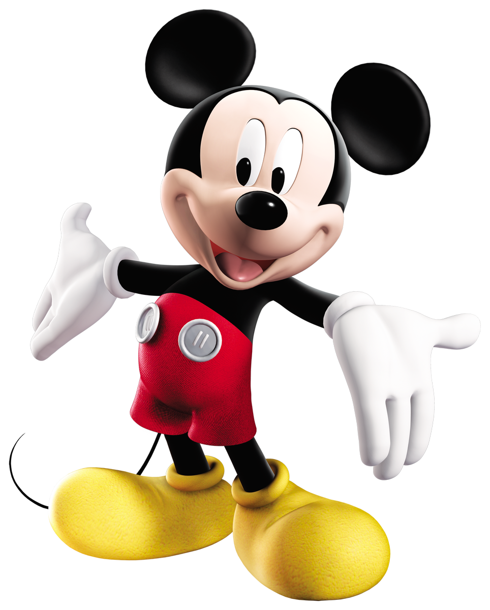 Nice Mickey Mouse.png