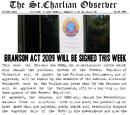 St.Charlian Observer - 19/01/2009