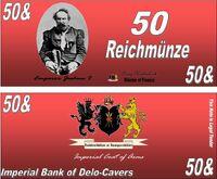 50Reichmunze