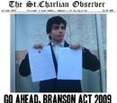 St.Charlian Observer - 26/01/2009
