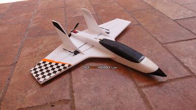 Homemade-micro-funjet-rc-jet-plane
