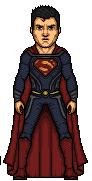 Superman Movie by destruidormicros