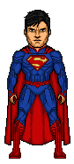 Superman 2011 new 52 by raad 2014-d7z0553