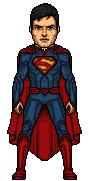 Superman N52 by treforable