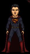 Superman by Melciah1791