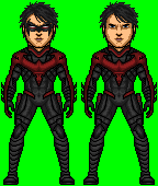 ABEL DGraysonNightwing Red2ndCostume 1101