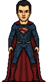 Superman Movie by micromaned
