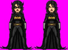 Black bat cassandra cain by abelmicros-d5n38i3