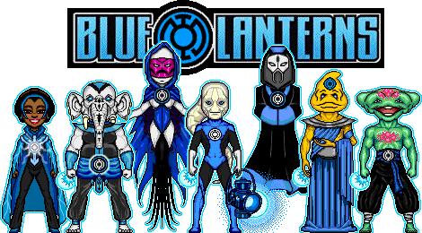 BlueLanternCorps RichB