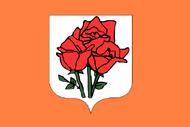 Bandera Isla de las Rosas