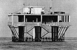 Panorámica Isla de las Rosas 11-07-1968