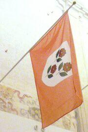 Bandera Isla de las Rosas CAAC