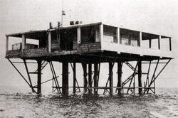 Foto Isla de las Rosas 1968