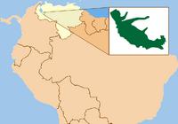 Mapa Berin