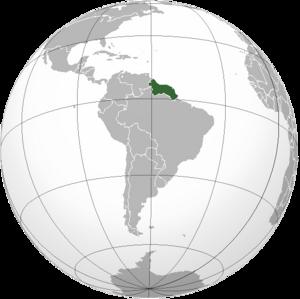 República de la Gran Guayana 2011