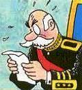 General Mogador Tintin Nuevo rico
