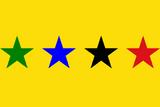 Bandera de la República de la Gran Guayana