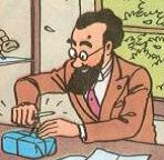 Doctor Midge tintin