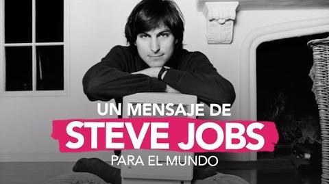 STEVE JOBS le regaló un GRAN MENSAJE al mundo antes de morir I HUNTERS