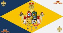 Bandera del Principado