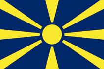 Bandera estado libre virtual
