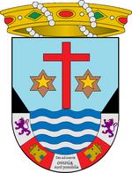 Escudo ononania corona