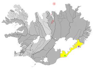 Thule map