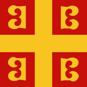 Bandera de Bizancio