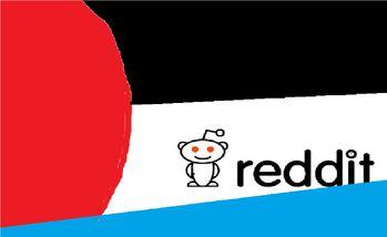 Reddit Flag 2