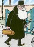 Doctor Trebblebob Tintin