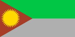 Bandera del Imperio de la Remunta