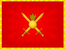 Bandera de las FAR