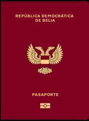 Passport of Belia