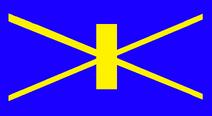 Bandera de la Fuerza Aérea de Ródiz