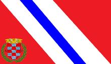 Bandera real de Sergio I de Ononania
