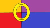 Bandera de Nueva Granada