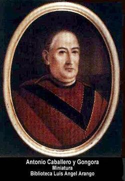 Antonio Caballero y Góngora