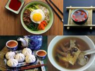 Sinorean cuisine