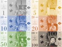 Guominbi banknotes