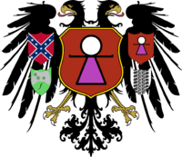 Quarternion Eagle of Estelynian Imperial Realm.