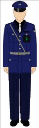 RNE dress uniform
