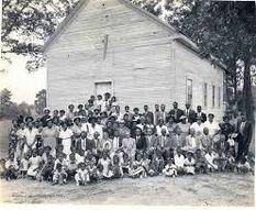 Baptist church sunnyside, Mississippi