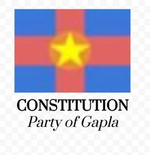 ConstitutionPartyGapla