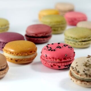 Macaroons, the national food