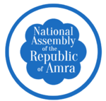 Amra National Assembly seal